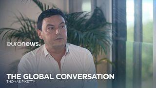 """Piketty: """"Senza un'economia equa, si apre la strada ai nazionalismi"""""""