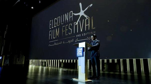 The third edition of the El Gouna film festival has opened in Egypt