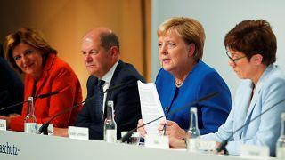 19 órás, maratoni tárgyalás után elfogadta klímavédelmi programját a német kormány