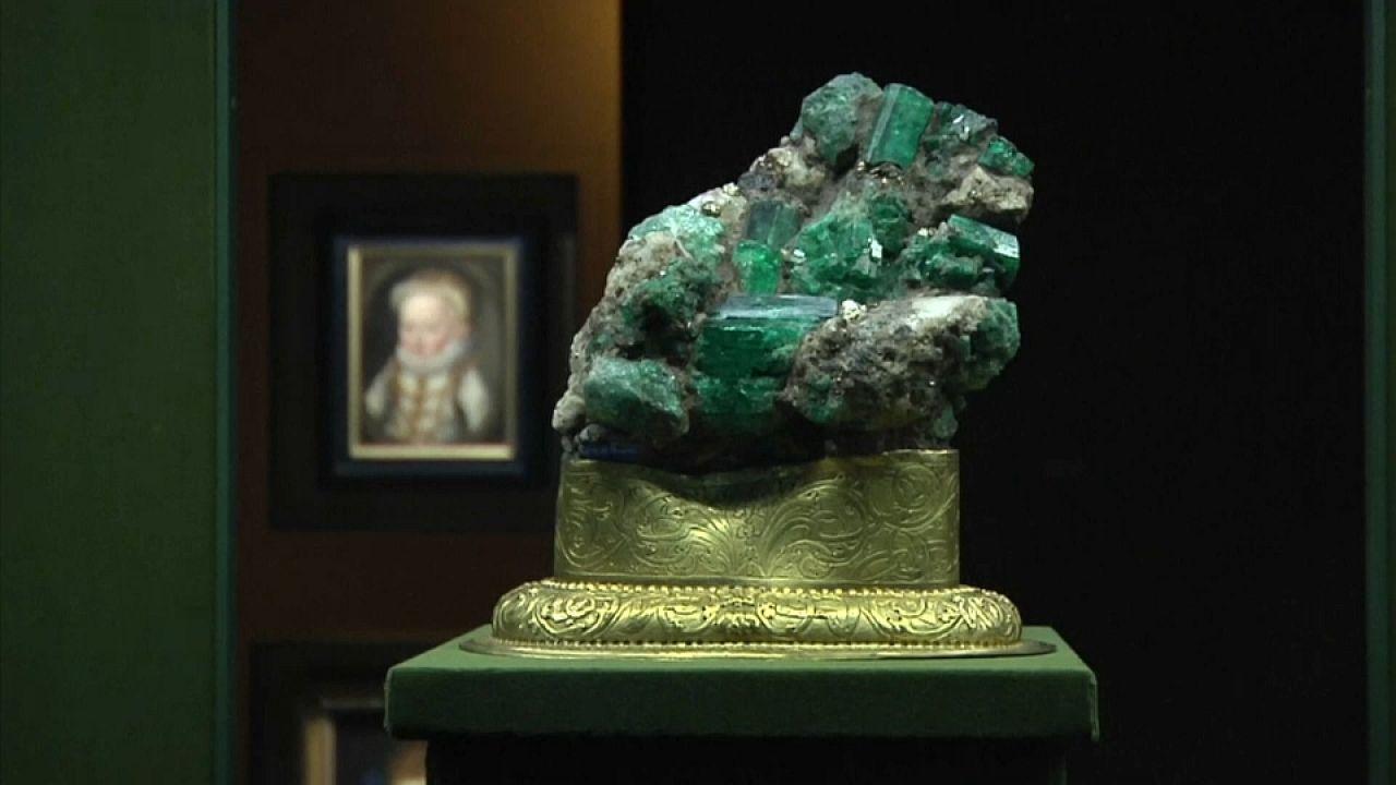 Os tesouros da coroa austríaca na Fundação Prada