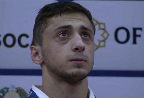 Judo : Yago Abuladze, la nouvelle étoile du judo russe brille à Tachkent