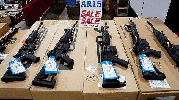 AR 15 tüfekleri