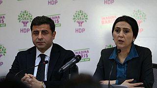 Selahattin Demirtaş / Figen Yüksekdağ