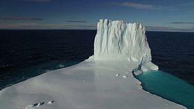 Изучить климат Арктики зимой