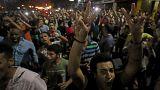 هيومن رايتس ووتش: التظاهر السلمي حق للمواطنين.. وهاشتاغ #ميدان_التحرير يتصدر تويتر