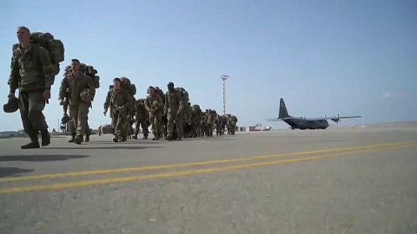 Amerikai katonákat küldenek Szaúd-Arábiába