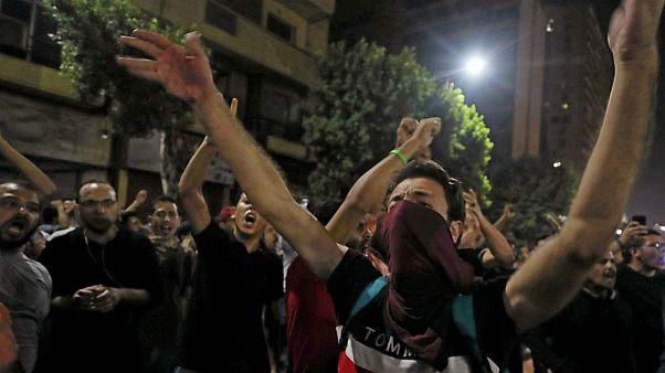 مخالفان سیسی در مصر در پی فراخوان آنلاین شبانه تظاهرات کردند