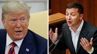 «ترامپ ۸ بار از رئیس جمهوری اوکراین خواست درباره پسر جو بایدن تحقیق کند»