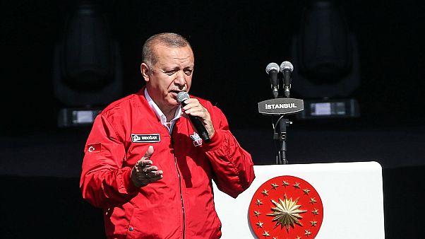 Demirtaş kararı sonrası Erdoğan: Bunları bırakamayız, eğer bırakırsak şehitlerimiz bize hesap sorar