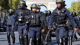 تعزيزات أمنية شديدة استعدادا لمظاهرات السترات الصفراء في فرنسا