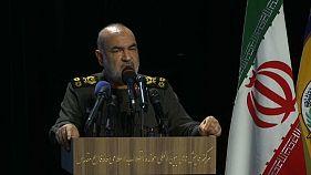اللواء حسين سلامي، قائد الحرس الثوري الإيراني