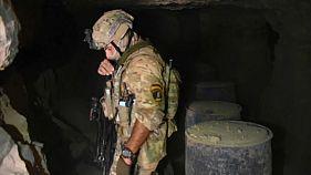 الجيش العراقي يمشط ضواحي الأنبار