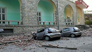 زلزال عنيف يهز ألبانيا