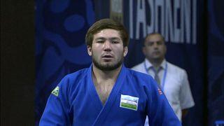 Judo Grand Prix Taschkent - Sharofiddin Boltaboev gelingt schnellster Ippon aller Zeiten