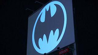 Batman fans in Japan celebrated the DC Comics' superhero's 80th anniversary on Saturday