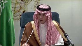 Választ ígér a légi csapásokra a szaúdi külügyminiszter