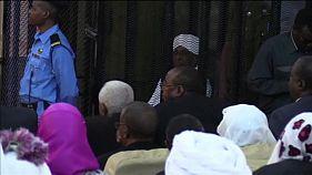 محاكمة الرئيس السوداني السابق عمر البشير
