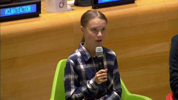 Climat : les jeunes revendiquent une place à la table des décideurs