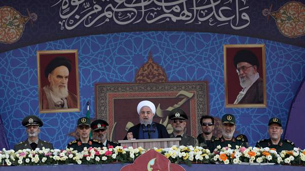 Presence of foreign forces creates 'insecurity' in the Gulf says Rouhani