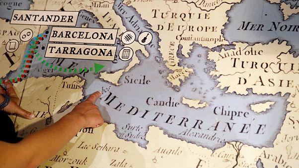 Avrupa'da yer altında bulunan 'gömülü kıta' Dünya'nın kayıp tarihine ışık tutuyor