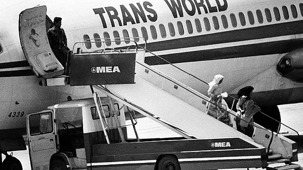 Greek police arrest suspect in 1985 TWA aircraft hijacking