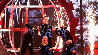 Eurovision, Filistin'e şarkı yarışmasındaki desteği nedeniyle İzlanda'ya para cezası verdi