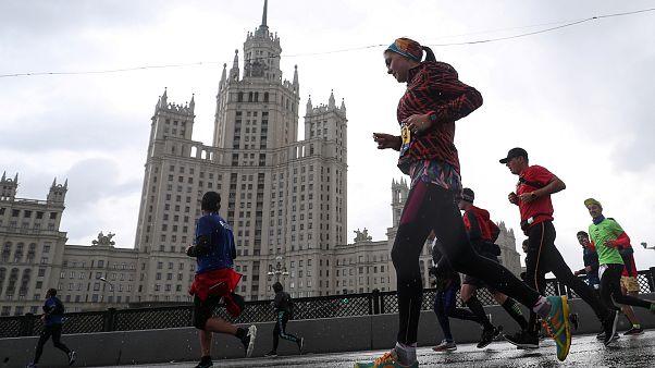 Рекордный марафон