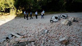 Terramoto na Albânia faz mais de 100 feridos