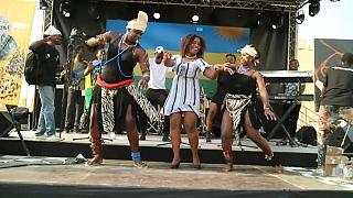 Luanda transforma-se em montra da cultura Africana