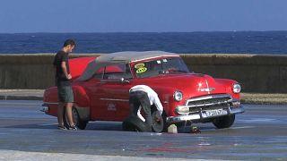 """Cuba, """"bloqueada"""" en el tiempo"""