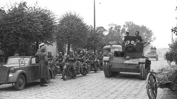 Russisches Außenministerium lobt deutsch-sowjetischen Nichtangriffspakt von 1939