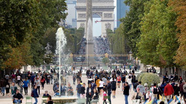Araçsız Paris