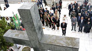 Φόρος τιμής στους πεσόντες της «ταξιαρχίας του Ρίμινι»