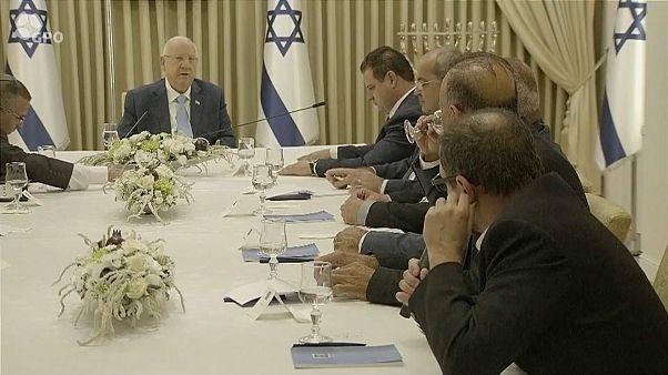 Israël : les partis arabes apportent leur soutien à Benny Gantz