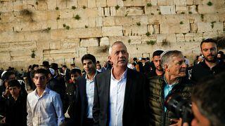 Netanjahu ellenfelét, Beni Ganzot támogatják az izraeli arab pártok