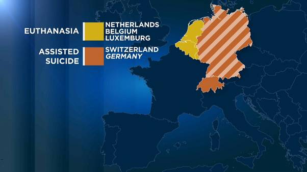 Eutanasia: ecco come funziona nel resto d'Europa