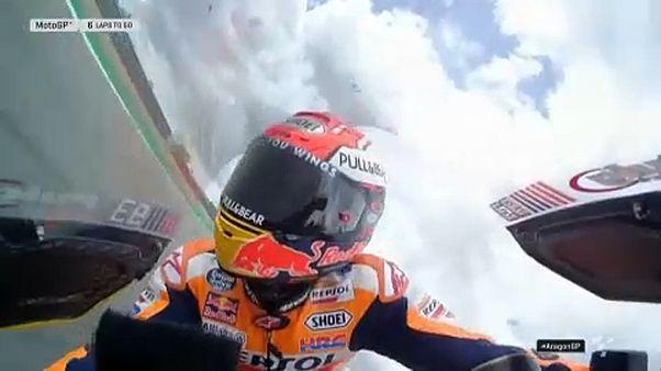MotoGP: Márquez újabb sikere