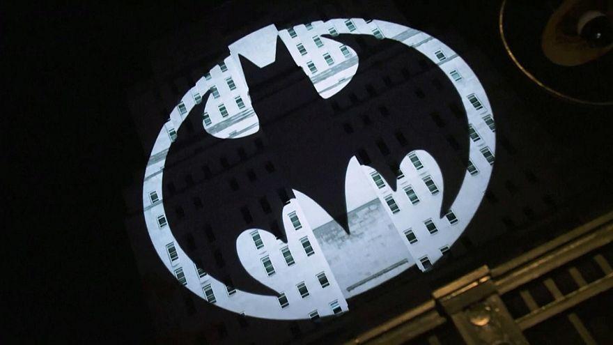 80 éves Batman