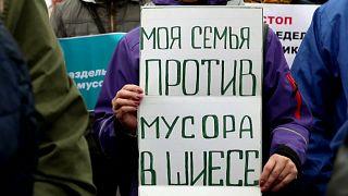 Архангельск против московского мусора