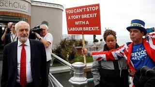 خلافات داخلية تمزق حزب العمال البريطاني