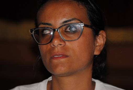المحامية المصرية ماهينور المصري