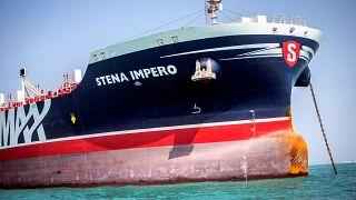 Απέπλευσε από το Ιράν το δεξαμενόπλοιο Stena Impero