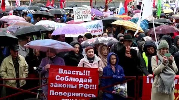 Nem kérnek Moszkva szemetéből