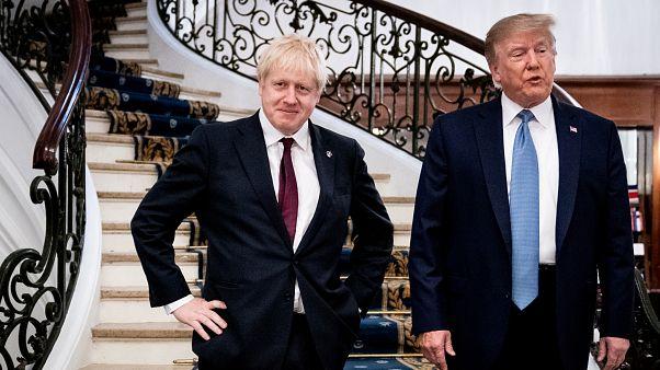 İngiltere Başbakanı Johnson: Aramco saldırılarının arkasında İran var