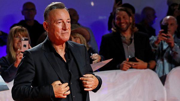 70 éves Bruce Springsteen