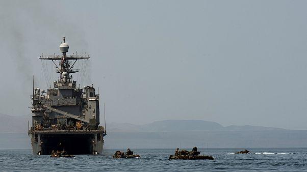 سفينة في خليج عدن- أرشيف رويترز
