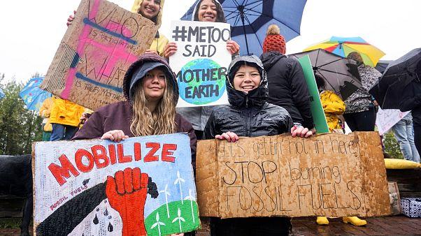 Meg kellene ötszörözni az erőfeszítéseket a klímaváltozás elleni küzdelemben, mondják a szakértők