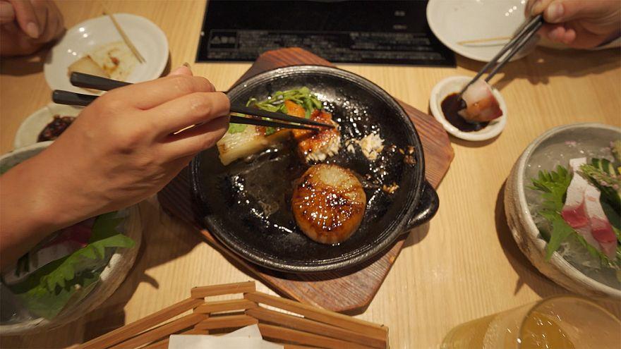 Los sabores de Japón con el chef estrella Michelín Thierry Voisin