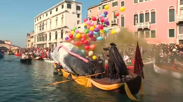Venice plans to impose new entrance tax charge for day-trip visitors