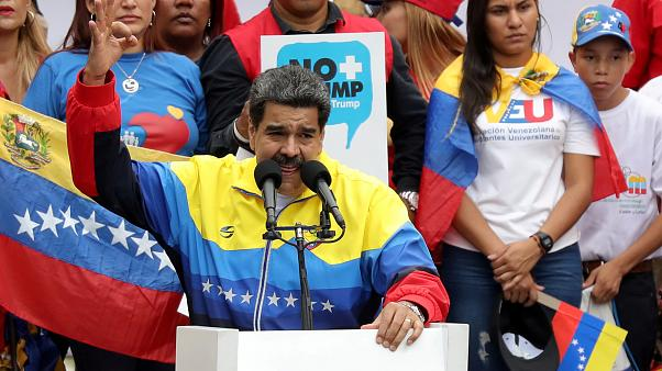 "Maduro sulla ""via della seta"""